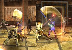 SoulCalibur Legends   2