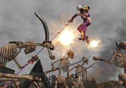 SoulCalibur Legends   4