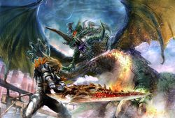 Soulcalibur legends artwork 1