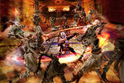 Soulcalibur legends artwork 2