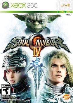 SoulClibur 4