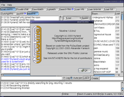 Soulseek Client screen1