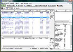 SoulSeek screen1