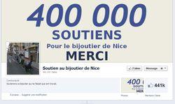 soutien bijoutier nice facebook