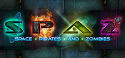 Space Pirates and Zombies logo