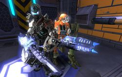 Space Siege   Image 1