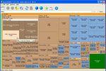 SpaceSniffer : suivre le remplissage de votre disque en direct