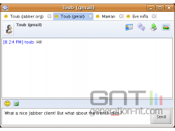 Spark - Jabber client (chat)