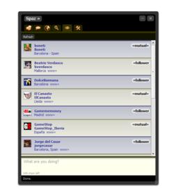 Spaz  screen 2