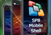 Spb Mobile Shell 5.0 pour Windows Mobile, Android et Symbian
