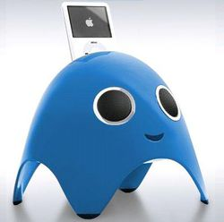 Speakal iBoo bleu