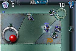 Speedball 2 Evolution iOS 01