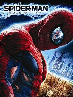 Spider-Man : Edge of Time - artwork