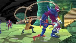 Spiderman alli