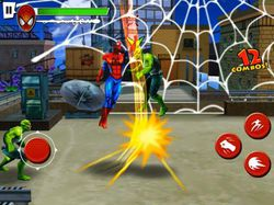 SpiderMan iPad 02