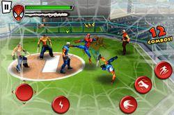 Spiderman total mayhem iPhone 01