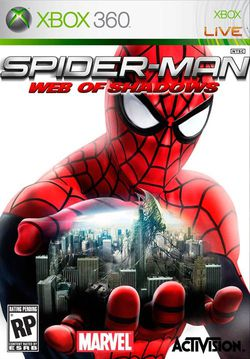 SpiderMan Web of Shadows Vote1