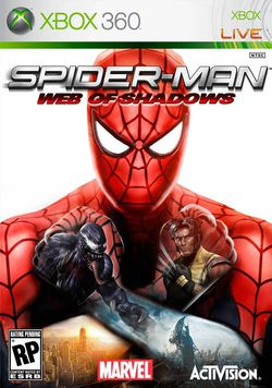 SpiderMan Web of Shadows Vote2