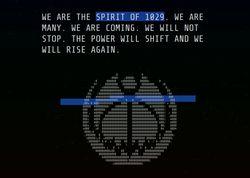 Spirit of 1029