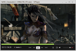 Splayer screen3