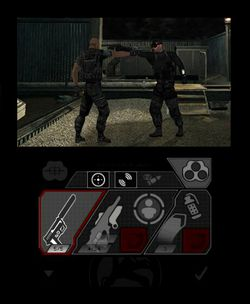 Splinter Cell 3D - 2
