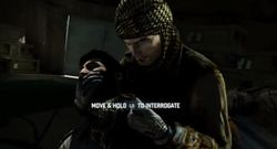 Splinter Cell : Blacklist - torture