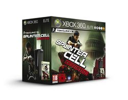 Splinter Cell Conviction - bundle Xbox 360