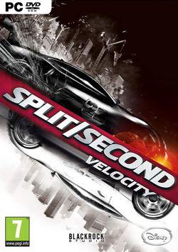 Split Second Velocity - Jaquette