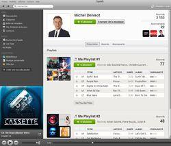 Spotify-abonner