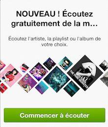 Spotify gratuit