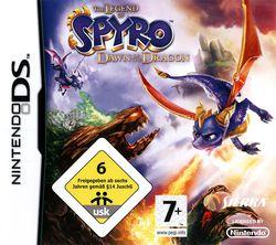 Spyro Naissance Dragon