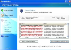 SpywareBlaster screen2