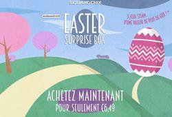 Square Enix Easter Surprise Box