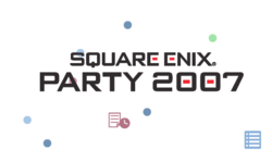 Square enix party 2007 logo
