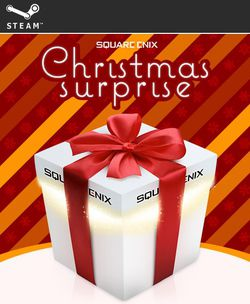Square Enix - surprise Noel 2014