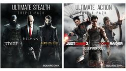 Square Enix - Ultimate Packs