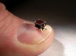 SRI micro robot