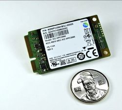 SSD Samsung mSATA