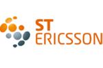 ST Ericsson logo pro