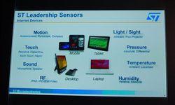 ST Technodays capteurs