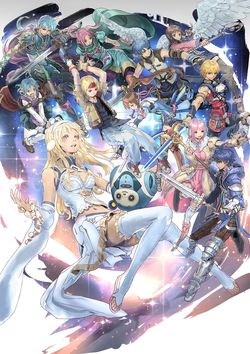 Star Ocean Anamnesis - artwork