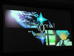 Star ocean conference square enix 2
