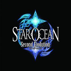 Star Ocean Second Evolution   logo