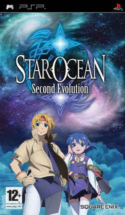 Star Ocean Second Evolution   pochette