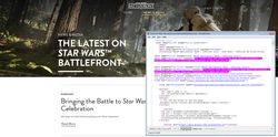 Star Wars Battlefront - code source