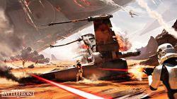 Star Wars Battlefront - Jakku