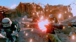 Star Wars Battlefront - mod photorealiste - 1