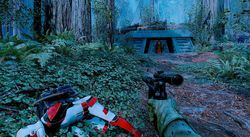 Star Wars Battlefront - mod photorealiste - 4