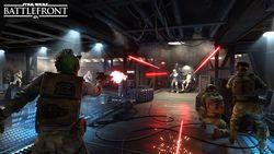 Star Wars Battlefront - mode Blast
