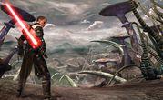 Star Wars Le pouvoir de la force PS3 1